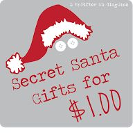 Secret Santa Gifts for $1!