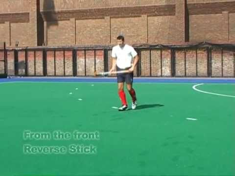 England Hockey: Creating Space Tips - YouTube