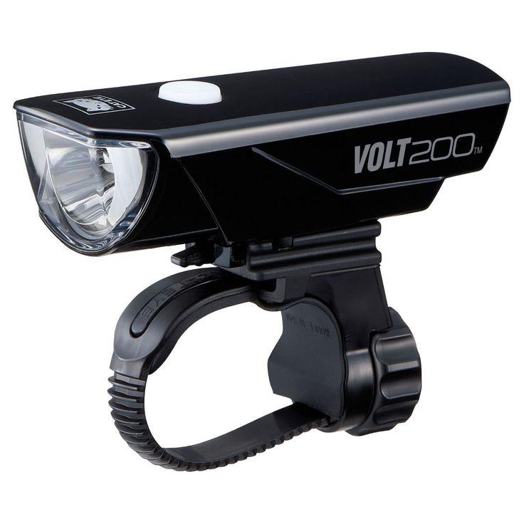 Cateye Volt 200 RC Front Light   Front Lights