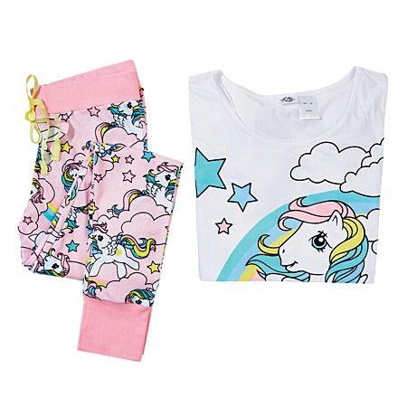 My Little Pony Women's Pyjamas - Sleepwear - Women - Clothing - The Warehouse
