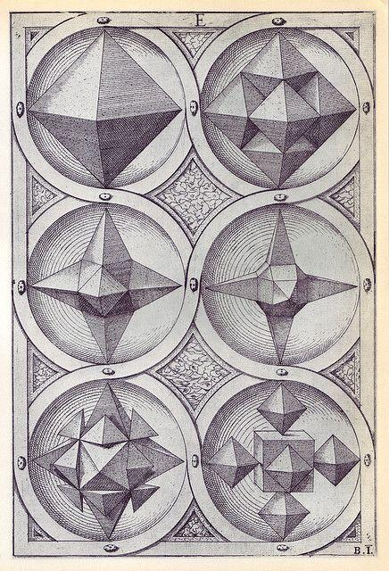 Aer - Perspectiva Corporum Regularium - Wenzel Jamnitzer 1568 | Flickr – Condivisione di foto!