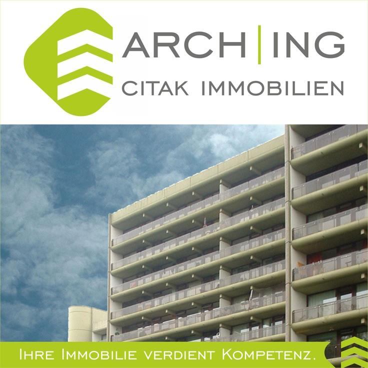 4 Zimmer Eigentumswohnung mit Küche inkl. Einbauküche, Diele Bad, Gäste-WC, Loggia und Tiefgaragenstellplatz in Köln-Junkersdorf.