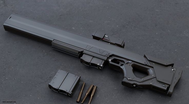 weapon_06, Vladimir Artykov on ArtStation at https://www.artstation.com/artwork/weapon_06