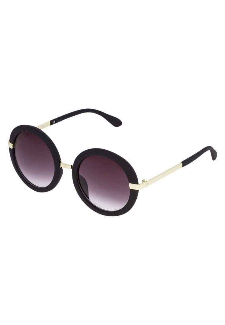 ALDO ZISMAN Okulary przeciwsłoneczne black