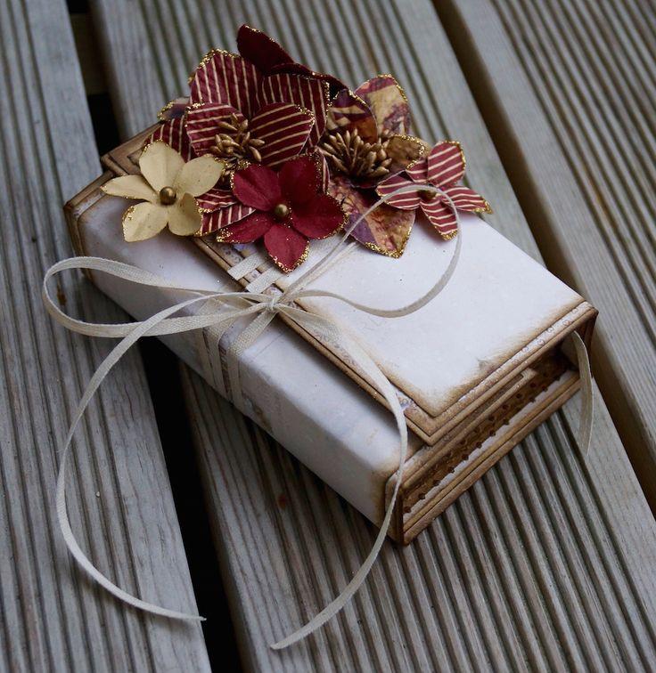Mitt Lille Papirverksted: Step by Step a Christmas Carol Album