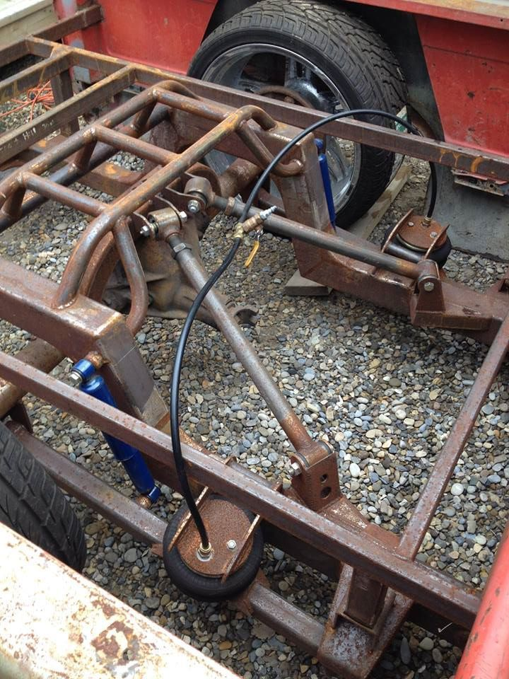 50 best chassis ideas images on Pinterest | Rat rods, Rat rod trucks ...