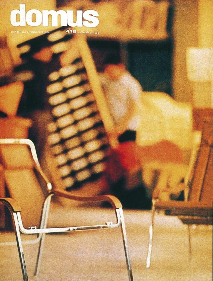 ARFLEX MUSEUM - FOURLINE ARMCHAIR DESIGN MARCO ZANUSO 1964