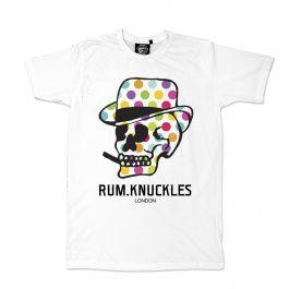 Rum Knuckles White T-Shirt Polka Dot Skull Print Rum Knuckles White T-Shirt Polka Dot Skull Print http://www.MightGet.com/may-2017-1/rum-knuckles-white-t-shirt-polka-dot-skull-print.asp