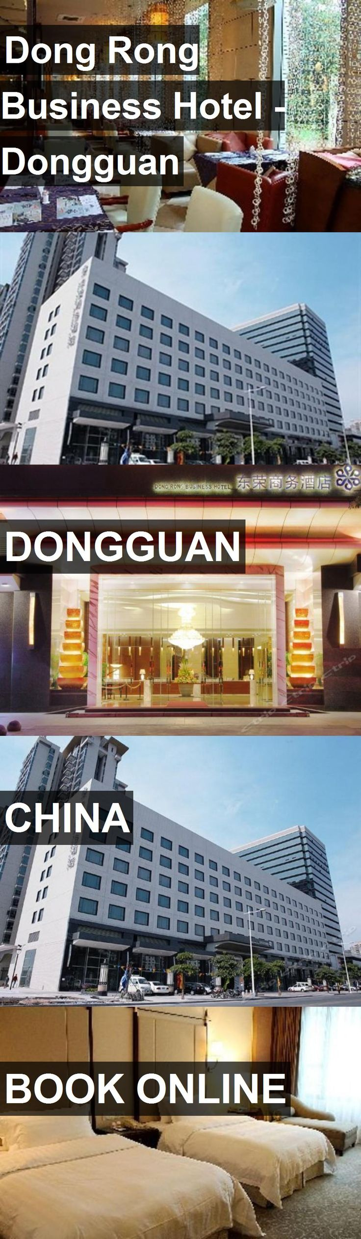 Dong Rong Business Hotel - Dongguan in Dongguan, China. For more information, photos, reviews and best prices please follow the link. #China #Dongguan #travel #vacation #hotel