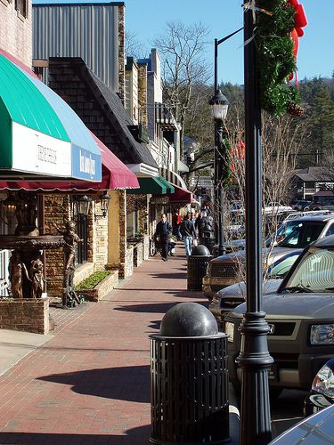 Such a neat town!!...Highlands, North Carolina