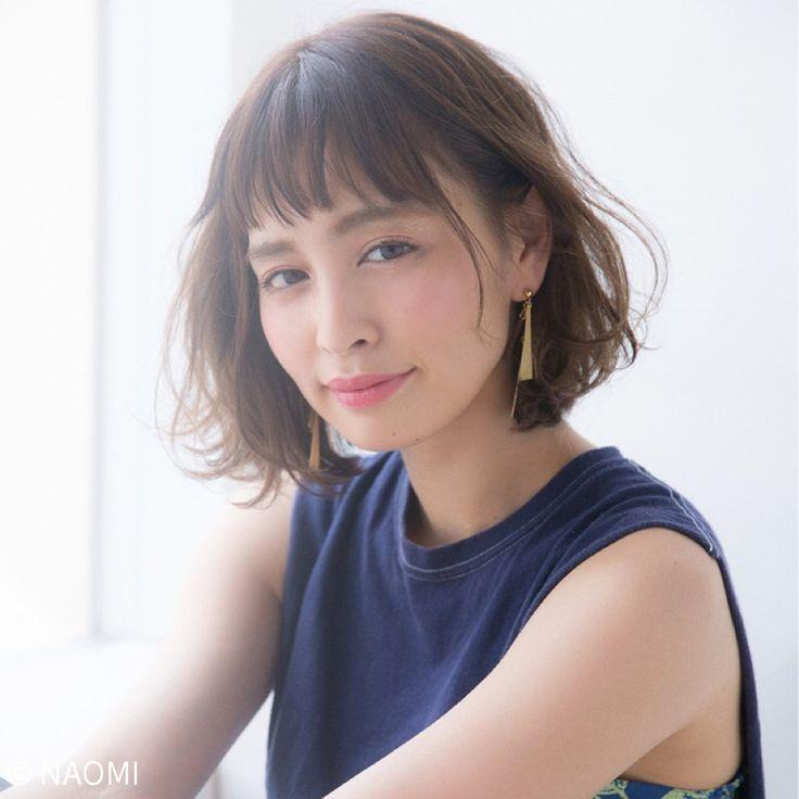 "♡LOVE UP HAIR♡""色っぽボブ""のトップ5作品が決定♪ | HAIR"