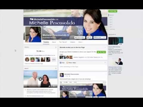 Bill & Michelle Pescosolido Facebook Training - Join us this Thursday March 5th at 9pm EST for a special one-time training session by Michelle & Bill Pescosolido!