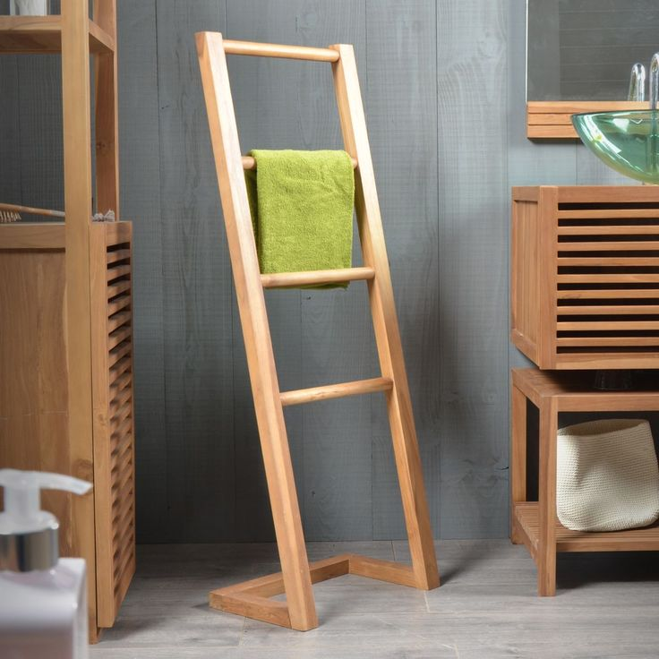 Bathroom Towel Ladder South Africa: 25+ Best Ideas About Towel Racks On Pinterest