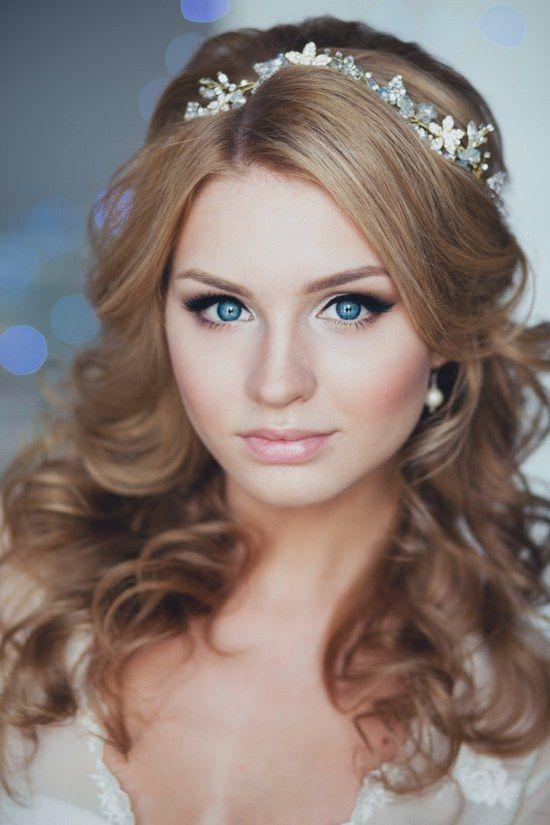 Best 25+ Tiara hairstyles ideas on Pinterest | Wedding ...