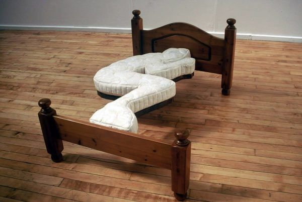 Looking to add a little bit of weirdness to your bedroom? This list of crazy beds are sure to inspire you to get wacky in your sleeping space.