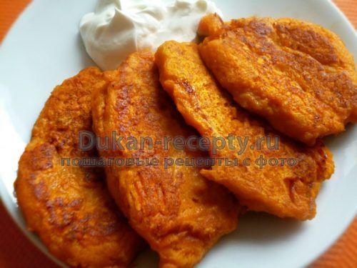 Dýňová koláče - pro Dukanova dieta recepty | Recepty na Dukanova dieta