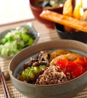 野菜たっぷりビビンバ丼」の献立・レシピ - 【E・レシピ】料理のプロが ... 野菜たっぷりビビンバ丼の献立