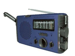 Eton Grundig FR350-BLUE Self-Powered Water-Resistant AM/FM/Shortwave Radio by Eton. $249.95. If you're going to be out on the water, this is the radio you want by your side. Whether you're on a wild white-water rapids trip or on a leisurely three-hour tour, the water-resistant FR350 is your trusty companion. The flashlight and siren can alert rescuers to your position, while the cell phone charger allows you to call for help. Tune into AM, FM and shortwave bands to l...