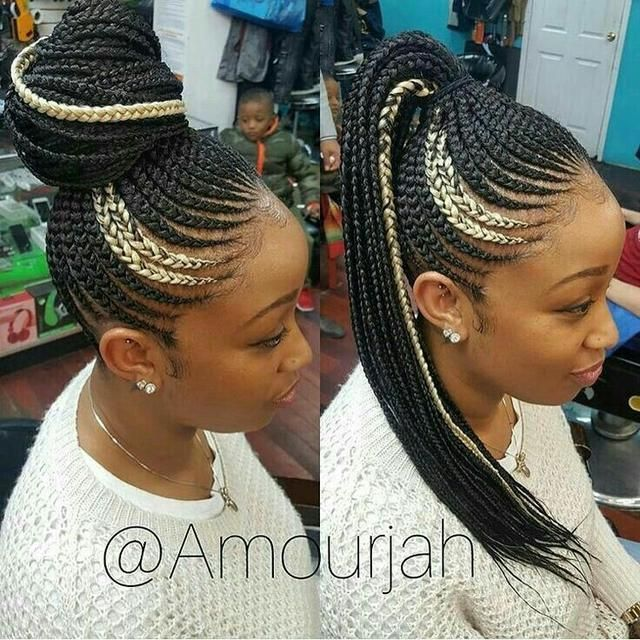 Trendy Weaving Hairstyles You Will Love African Braids