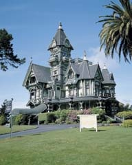 The Carson Mansion; how wonderful to be a lumber baron...: Favorite Places, Eureka California, Beautiful Building, Houses Stuff, Beautiful Places, Carson Mansions, Casson Mansions, Victorian Houses, Books Review
