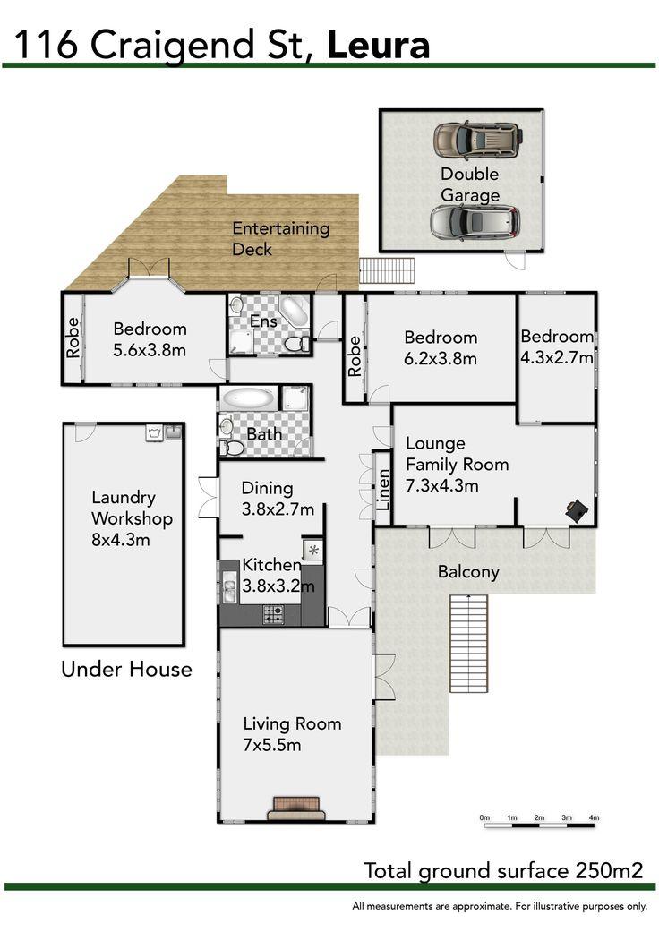 116 Craigend Street, Leura, NSW 2780 - floorplan