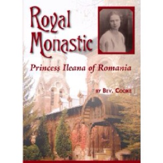The latest book about my grandmother, Ileana Princess of Romania, becoming a monastic (a nun) and founding an English-speaking monastery in the United States