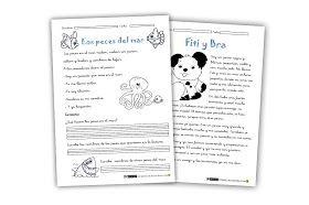 La Eduteca: RECURSOS PRIMARIA | Lecturas comprensivas para Primer Ciclo