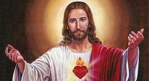 Cuore adorabile di Gesù, dolce mia vita, nei miei presenti bisogni ricorro a te e affido alla tua potenza, alla tua sapienza, alla tua bontà, tutte le soff
