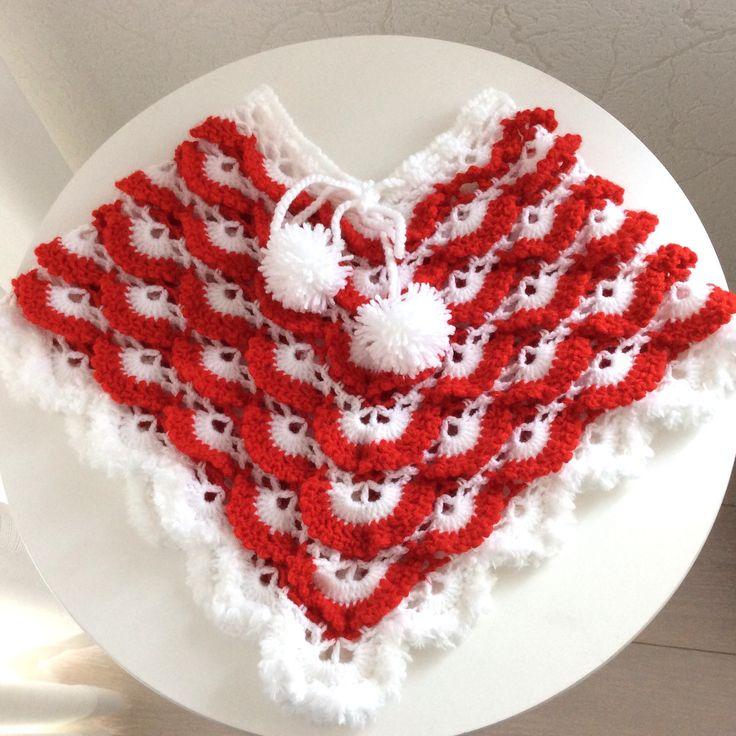 Blij om mijn nieuwste toevoeging aan mijn #etsy shop te kunnen delen: Limited Edition! Babyponcho, Sinterklaas cadeau, baby kleding, Kerst cadeau baby outfit,ponchobaby meisje, gehaakt, baby6-18mnd. Babyuitzet #limitededition #sinterklaascadeau #babykledinggehaakt #kerstcadeau #kerstbabyponcho #babyuitzet #kinderen #kleding
