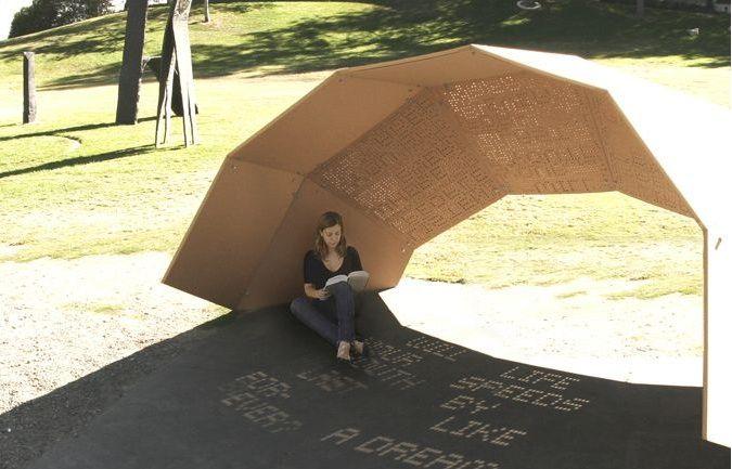 One Day Poem Pavilion
