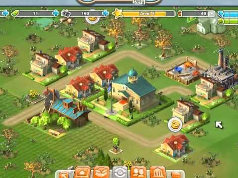 Rising Cities Gameplay