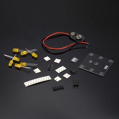 Electronic Dice Suite Touch Key for DIY Project #kit #diy #diyrobot #robot #electronics #arduino