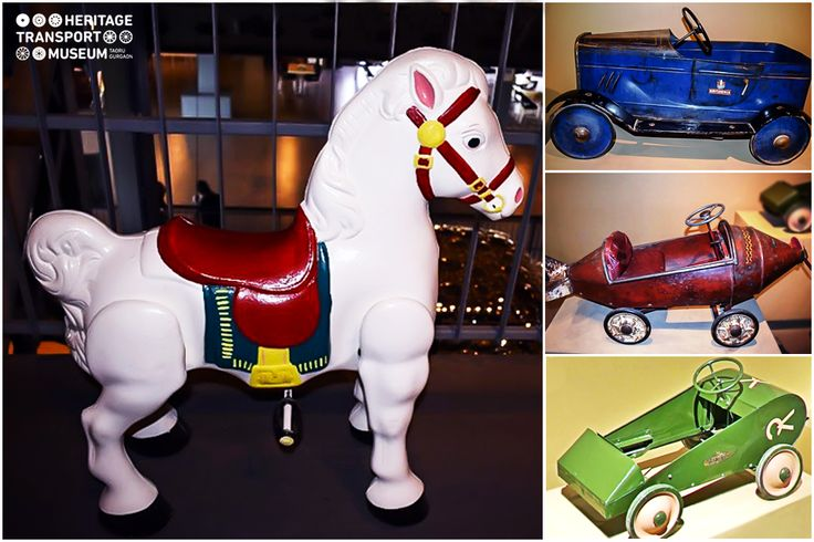 An inventory of fun, nostalgic, collectible toys made in wood & tin! _____________________________________________  #Heritage #TransportMuseum #Museum #ToySection #Toys #ToyCollection #VintageCollection #Childhood #Nostalgia #Exhibit