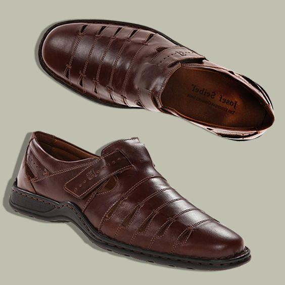 Josef Seibel Men's Lionel 06 Dress Sandal