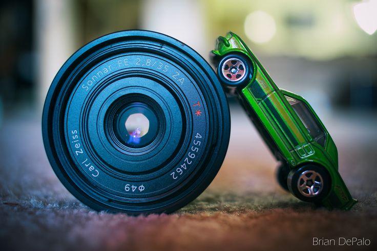 Galería de fotos realizadas con una distancia focal de 35 mm