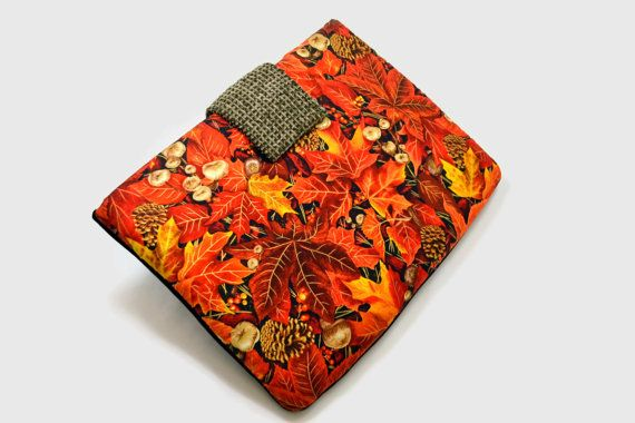 Tablet Case iPad Cover Fall Leaves  Kindle von MyTabletCasePlace