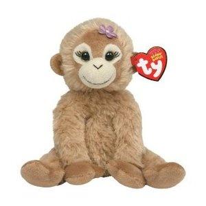 TY Beanie Babies Missy Monkey