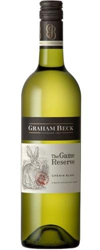 Graham Beck The Game Reserve range highlighting sustainability efforts made on their farm (including restoration and protection of their land).