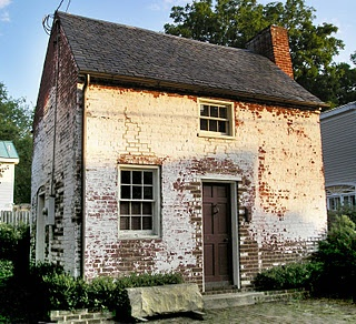 47 best images about stone and fairy tale cottages on for Brick cabin