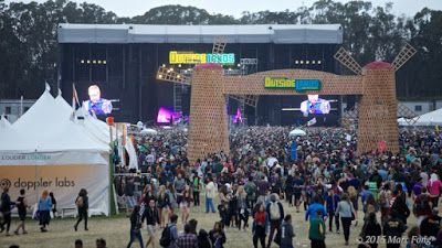 AMpm FUN: 'Eager Beaver' Ticket Sales Begin For Outside Lands