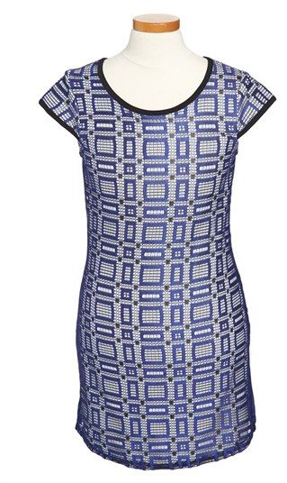#Sally Miller             #Dresses                  #Sally #Miller #Geometric #Crochet #Dress #(Big #Girls)                       Sally Miller Geometric Crochet Dress (Big Girls)                              http://www.snaproduct.com/product.aspx?PID=5140161