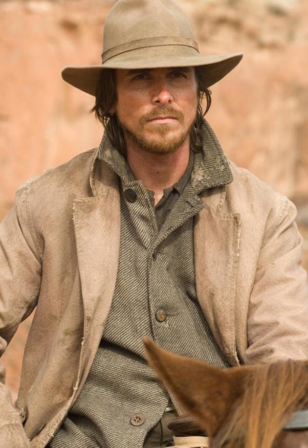 3:10 to Yuma Christian Bale | Save a Horse Ride a Cowboy ...