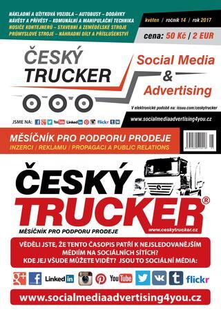 Český Trucker - květen 2017