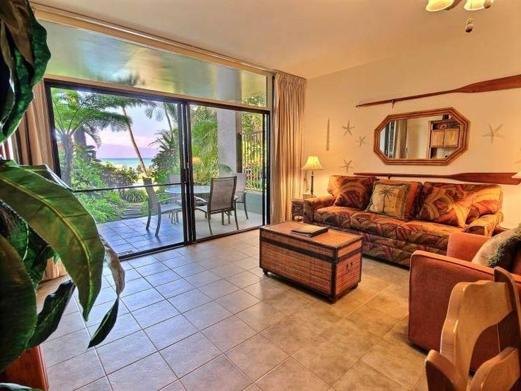 Hale Mahina B103, Vacation Rental in Honokowai South Side Maui Hawaii USA Condo