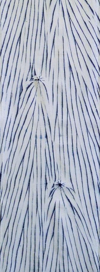 Sri | A Long Piece of Yanagi Shibori: Willow Image