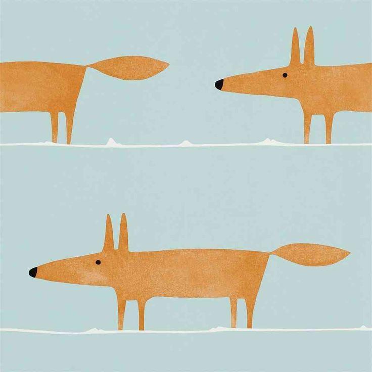 Mr Fox Auburn 110849 - Seinäruusu - Verkkokauppa