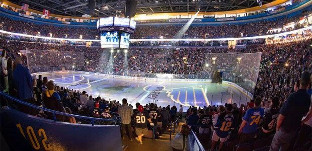 Scottrade Center Experience Ranked 4th in NHL - St Louis Blues