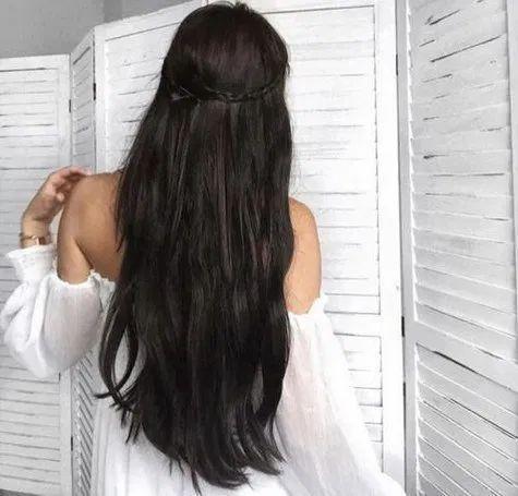 165 der besten Beispiele für warme schwarze Haarfarben finden Sie auf Seite 24 – homeinspins.com