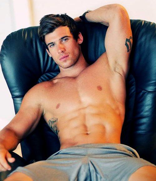 Will Grant- I think this is a whole new category of hot!