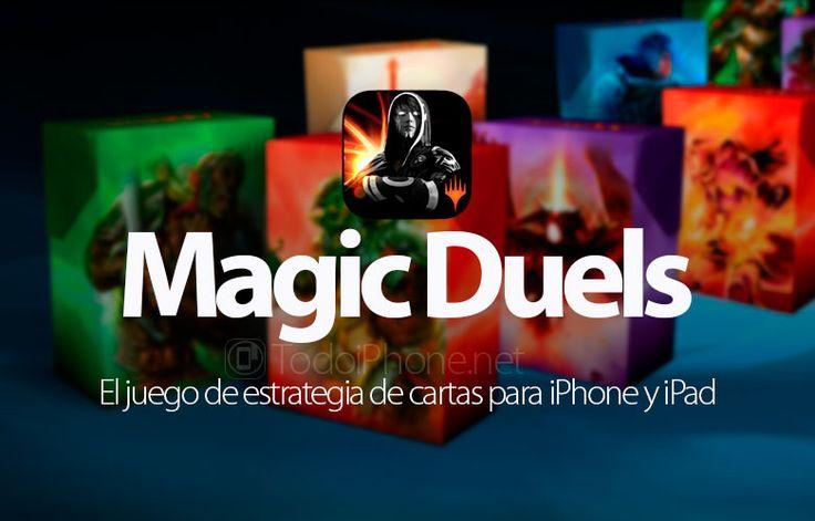 Lee Magic Duels, el juego de cartas de rol para iPhone y iPad